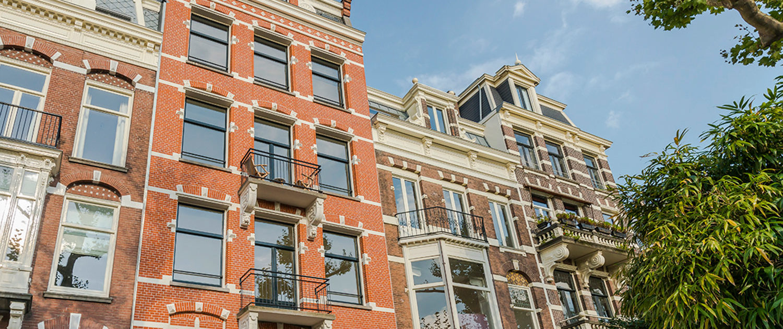 Renovatie Nicolaas Witsenkade Amsterdam
