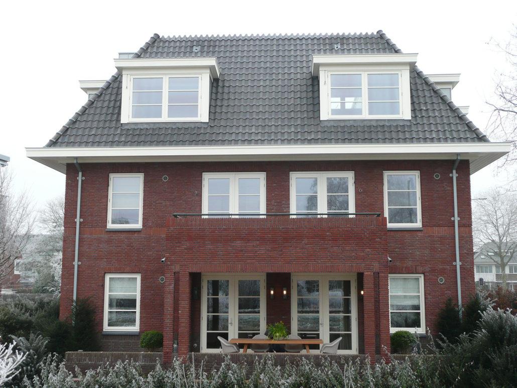 Nieuwbouw Veenpark Amstelveen